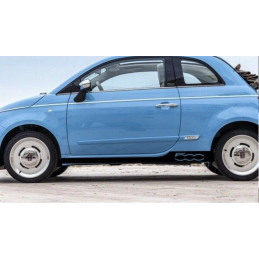 Bandes Latérales bas de caisse Fiat 500