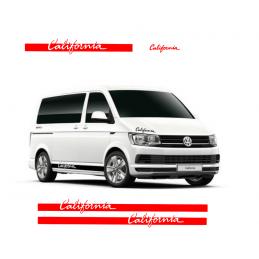 Bandes latérales Transporter VW California