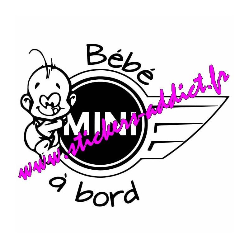 Bébé à Bord Mini