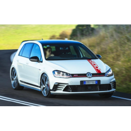 bandes Capot VW Golf