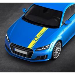 bandes Capot Audi TT Sport