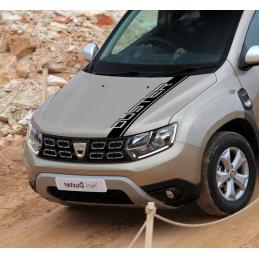 bande Capot Dacia Duster