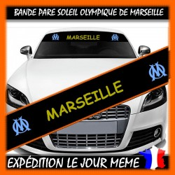 Bande Pare-Soleil Olympique de Marseille