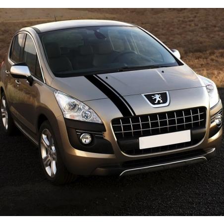 bande Capot Peugeot 3008 sport