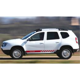 Bandes Latérales Dacia duster