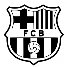 Stickers FCB FC Barcelone