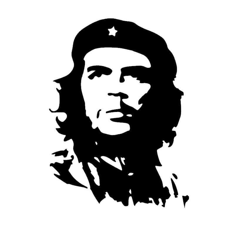 Stickers Ché guevara