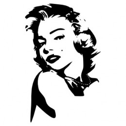 Stickers marilyn-monroe