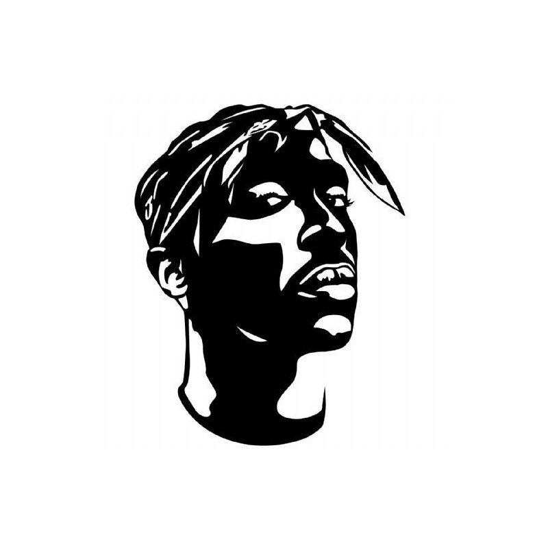 Stickers Tupac