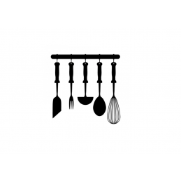 Stickers Ustensiles de Cuisine