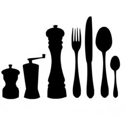 Stickers Accéssoires Cuisine