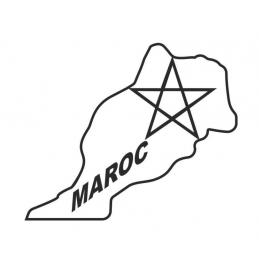 Stickers Maroc
