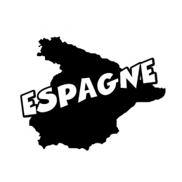 Stickers Espagne