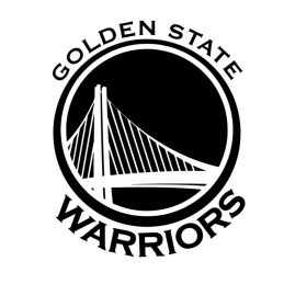 Stickers Golden States Warrior