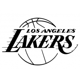 Stickers Los Angeles Lakers