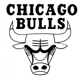 Stickers Chicago Bulls