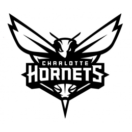 Stickers Charlotte Hornets