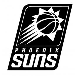 Stickers Phoenix Suns