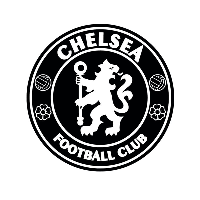 Stickers FC Chelsea