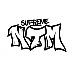 Stickers Supreme NTM