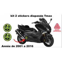 Stickers Cache Carter TMAX