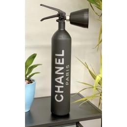 Extincteur déco Chanel