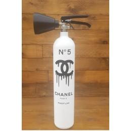 Extincteur déco Chanel N°5