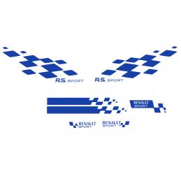 Kit stickers Renault