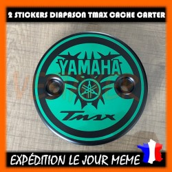 Stickers Cache Carter TMAX Yamaha