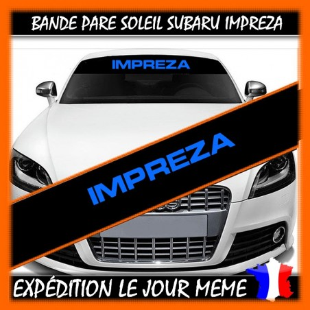 Bande Pare-Soleil Subaru Impreza