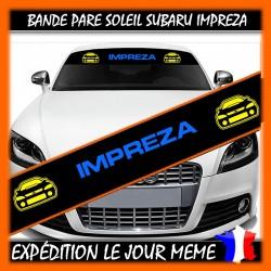 Bande Pare-Soleil Subaru