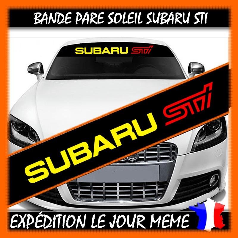 Bande Pare-Soleil Subaru STI