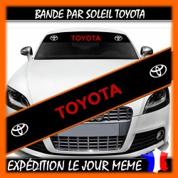 Bande Pare-Soleil Toyota