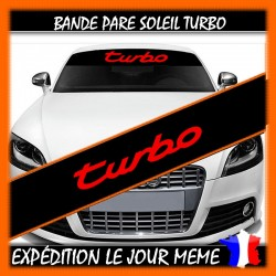 Bande Pare-Soleil Turbo