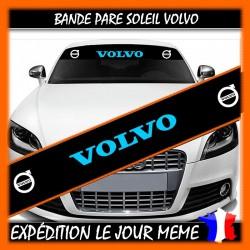 Bande Pare-Soleil Volvo