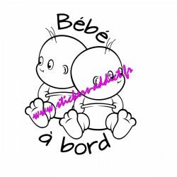 Bébé à Bord 6