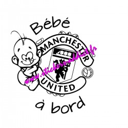 Bébé à Bord Manchester