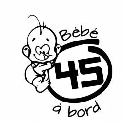 Bébé à Bord 45 (Loiret)
