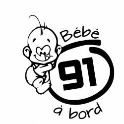 Bébé à Bord 91 (Essonne)