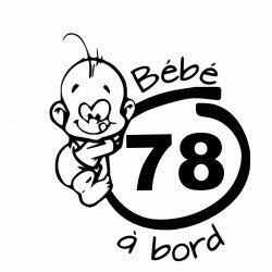 Bébé à Bord 78 (Yvelines)