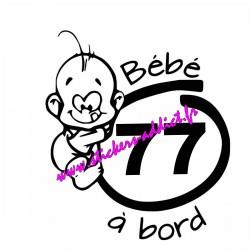 Bébé à Bord 77 (Seine-et-Marne)
