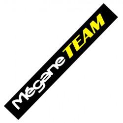 Bande Pare-Soleil Mégane Team