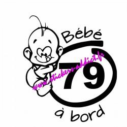 Bébé à Bord 79 (Deux-Sèvres)