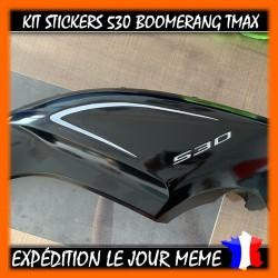 Kit Stickers 530 Boomerang TMAX