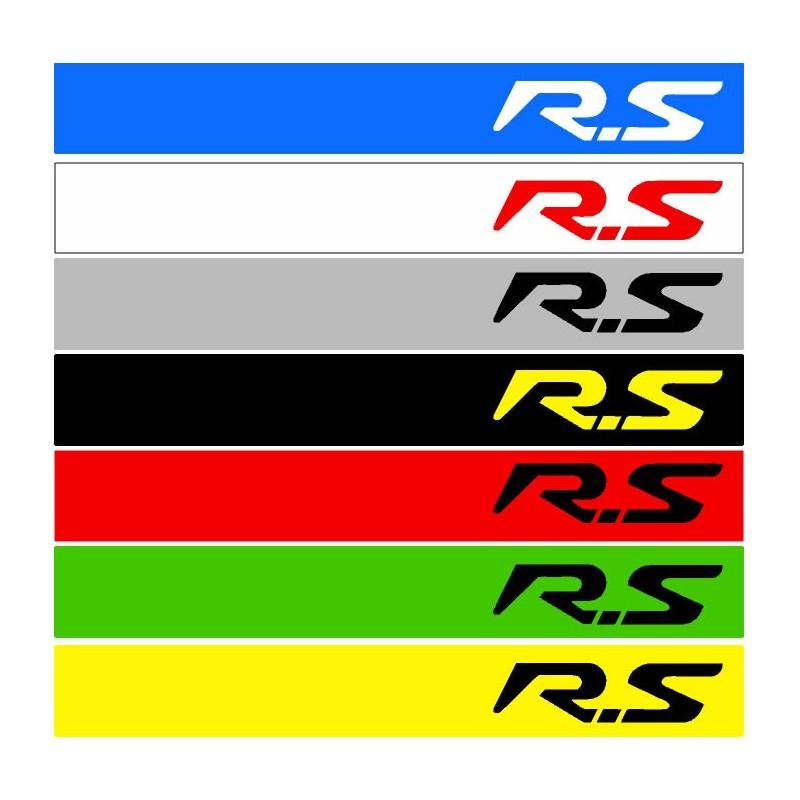 Bande Pare-Soleil renault sport RS