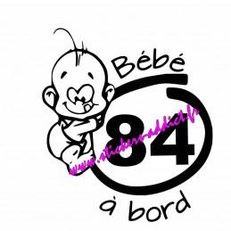 Bébé à Bord 84 (Vaucluse)