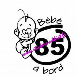 Bébé à Bord 85 (Vendée)