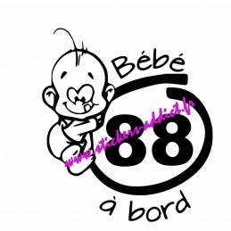 Bébé à Bord 88 (Vosges)