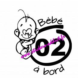 Bébé à Bord 02 (Aisne)