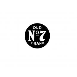 Stickers Jack Daniel's N°7